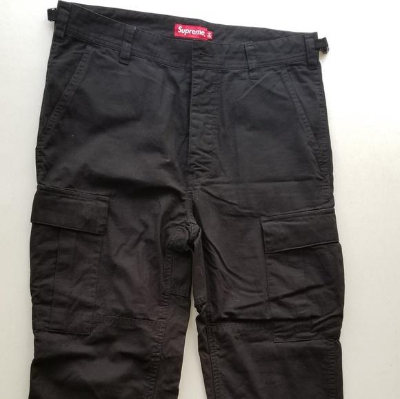 super quality top fashion timeless design Supreme mens cargo pants